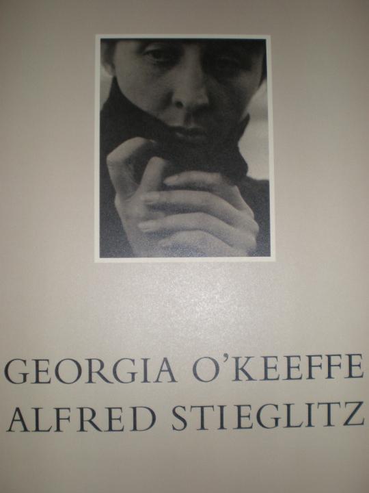 Georgia O'Keeffe/Alfred Stieglitz