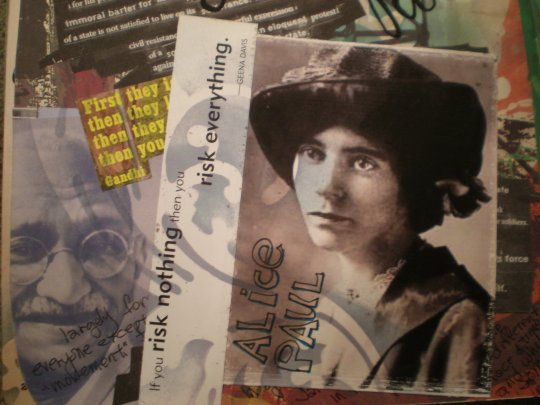 Alice Paul/Hero