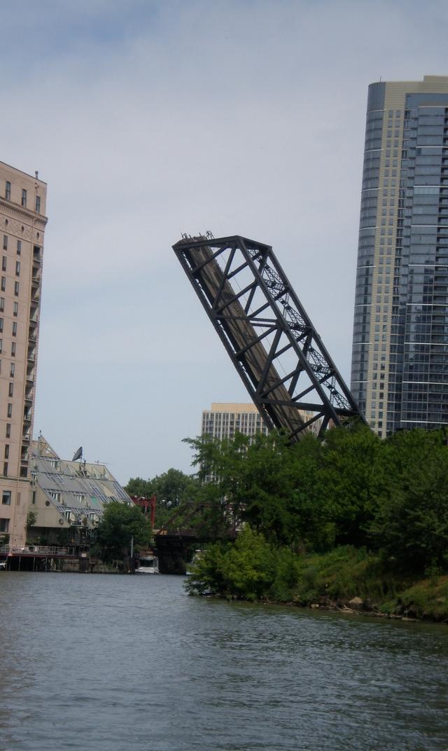 Bridge up
