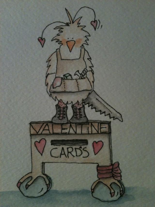 The Valentine's Day box