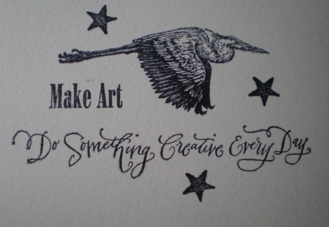 Make Art...
