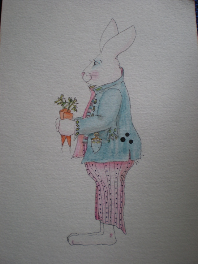 The Bunny of Abundance