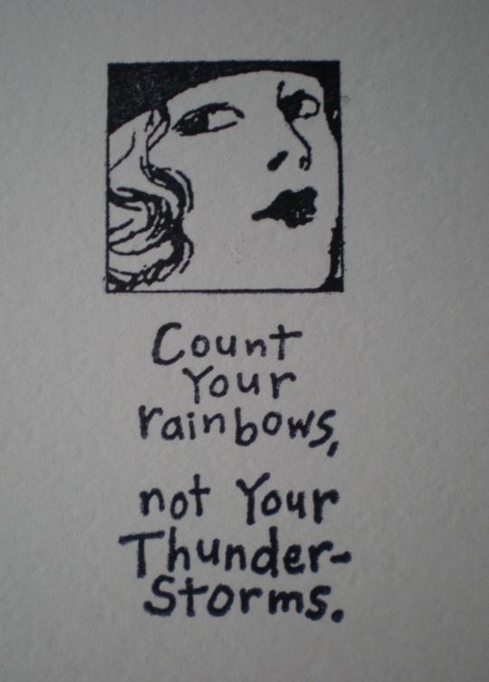 Counting rainbows...