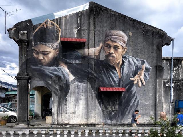 Julia Volchkova Street Art